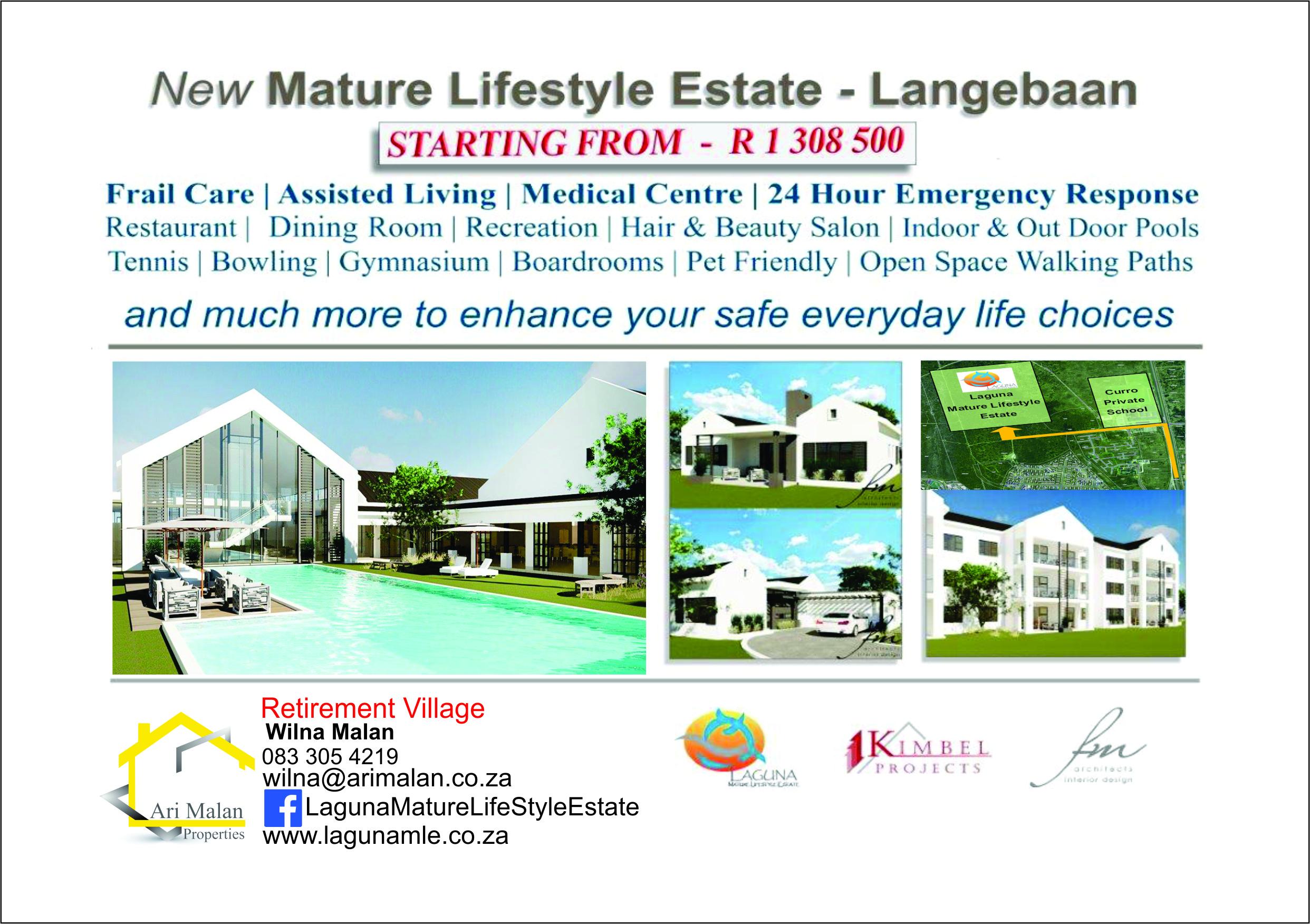 Laguna Mature Lifestyle Village | Langebaan